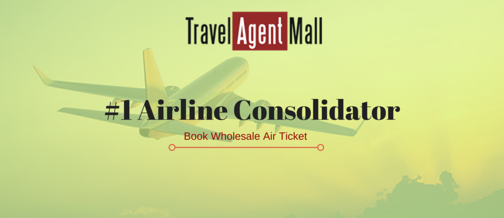 Wholesale Air Ticket Center in US